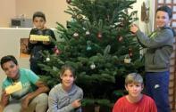 Les vacances de Noël au Service jeunesse