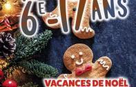 Vacances de Noël du service jeunesse : demandez le programme