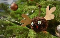 Activité enfant : les pompons de Noël