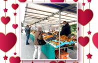 Vos marchés fêtent la Saint-Valentin !