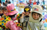 Carnaval : défilé costumé dans nos écoles