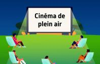 Cinéma de plein air : découvrez le film gagnant !
