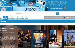 L'application mobile Ma medi@theque