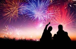 Fête nationale : feux d'artifice les 13 et 14 juillet