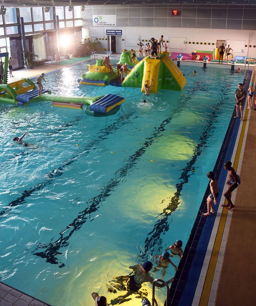 La piscine - Ville de Vélizy-Villacoublay